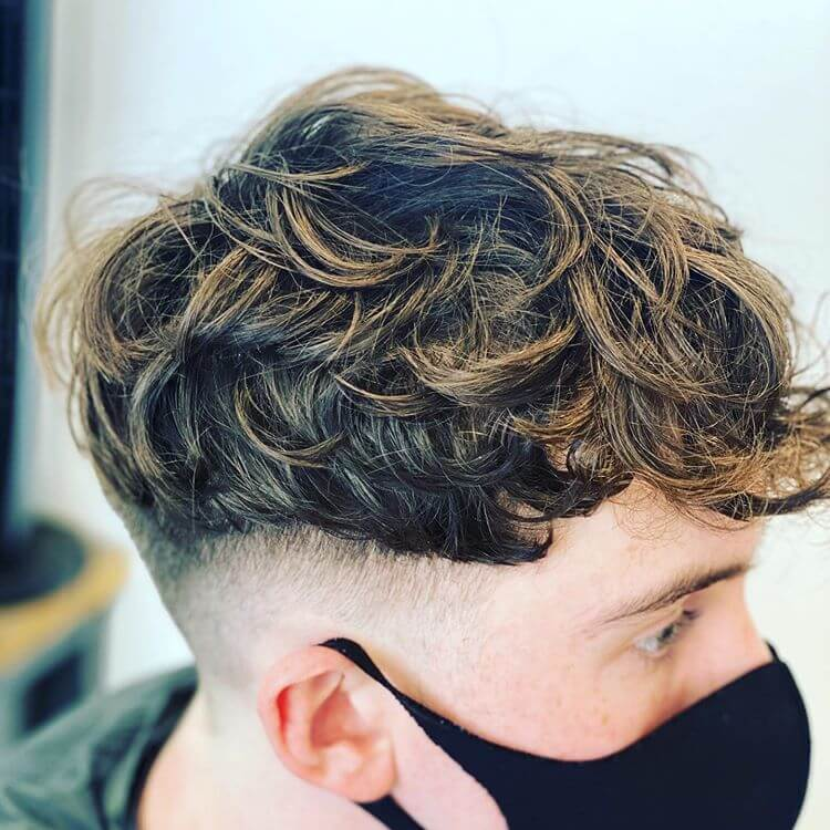 See more ideas about hairstyle, curly undercut, curly hair styles. 12 Of The Best Ways To Style And Rock The Undercut Haircut Wisebarber Com
