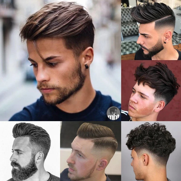 You don't have to be getting married to appreciate the art of a beautifully executed wedding hairstyle. 35 Best Short Sides Long Top Haircuts 2021 Styles