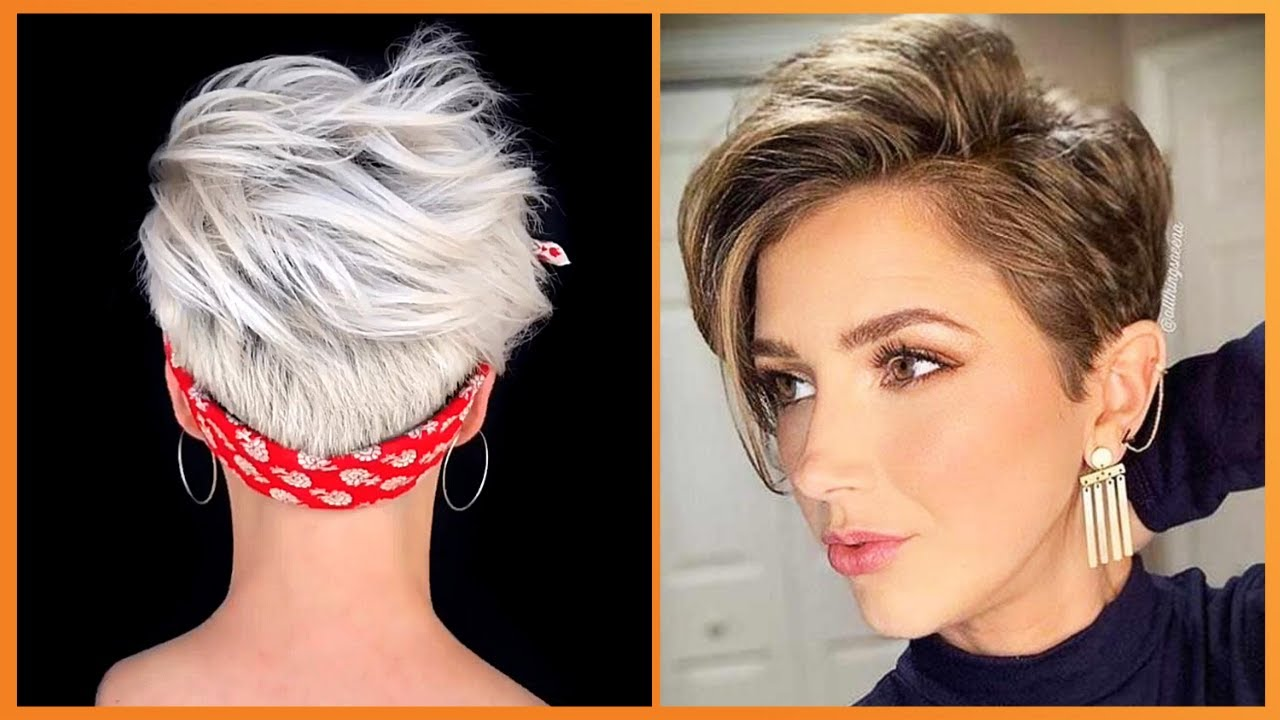 Click through to see all the. 10 Inspiring Pixie Undercut Haircut Over 40 Hairstyles By Professional Hair Trendy Youtube