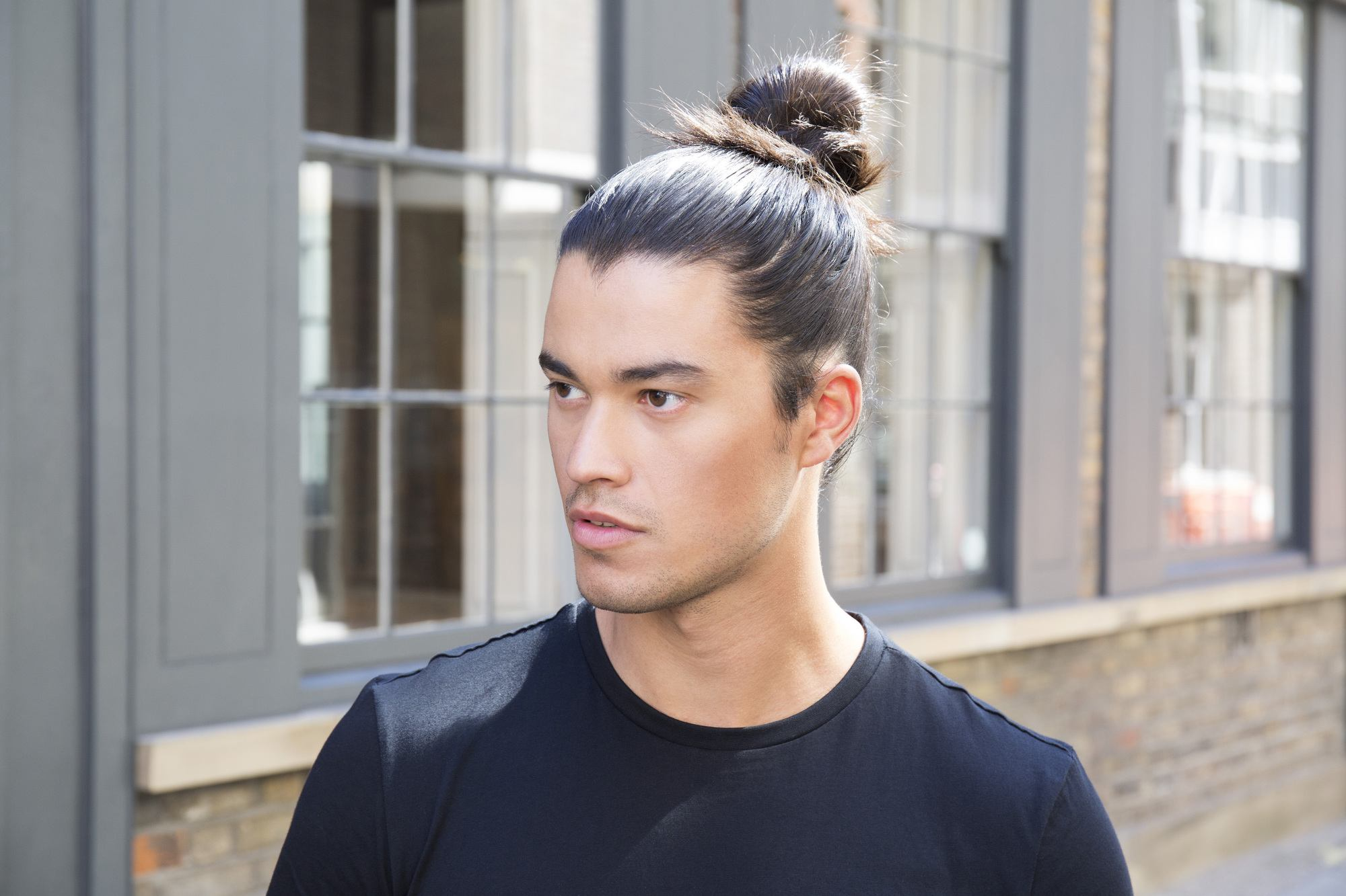 While there's no man bun … 4 Quick And Easy Ways To Tie A Man Bun At Home 2021 Update