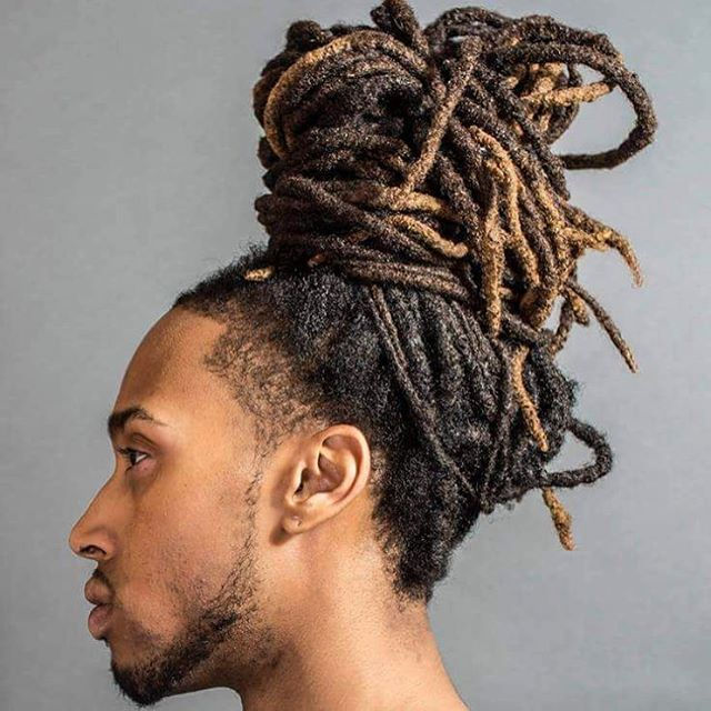 This is because the hair doubles up inside the tie or band, creating the man bun. 70 Best Man Bun Hairstyle And Top Knot Cuts How To Grow And Style Atoz Hairstyles