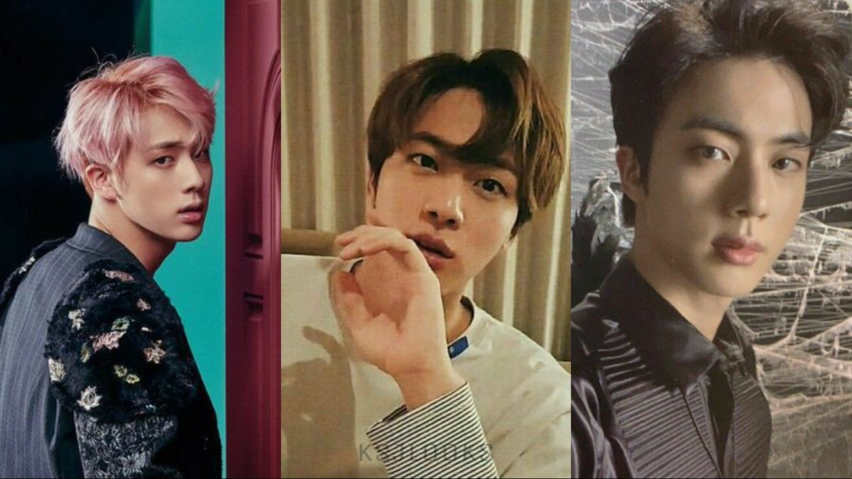 From shaggy styles to chic updos. Slow On Twitter It S The Comma Hairstyle For Me Jin 진 ジン 金碩珍 Seokjin
