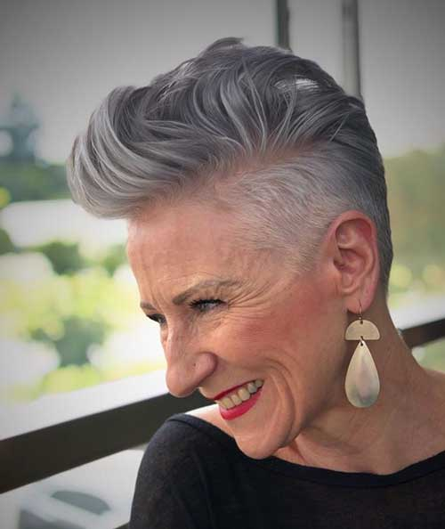 Looking for a crash course in all the latest short hairstyles? 20 Beautiful Short Undercut Hairstyles For Women Short Haircut Com