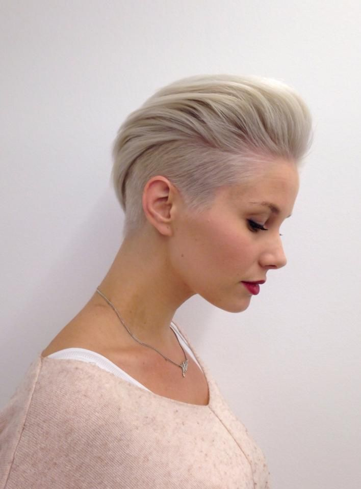 A collection of undercut hairstyles for short and pixie haircuts 2021. 15 Unique Classy Undercut Short Hairstyles For Women Hairdo Hairstyle