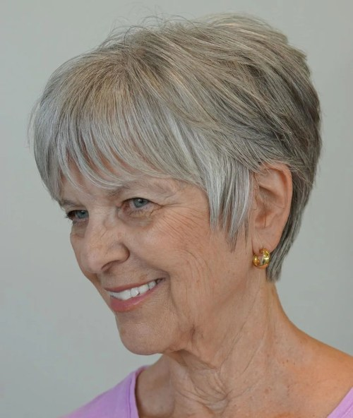 This is also the perfect time to explore a fresh look,. 50 Best Short Hairstyles And Haircuts For Women Over 60