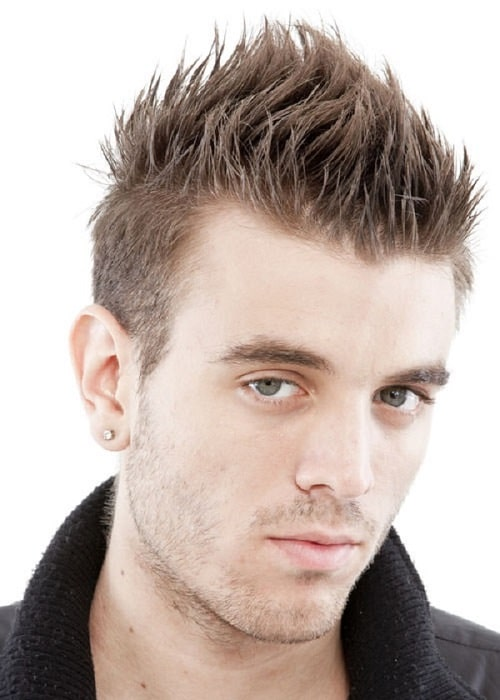 Women's health may earn commission from the links on this page, but we only feature products we believe in. 43 Short Hairstyles For Men With Thin And Thick Hair