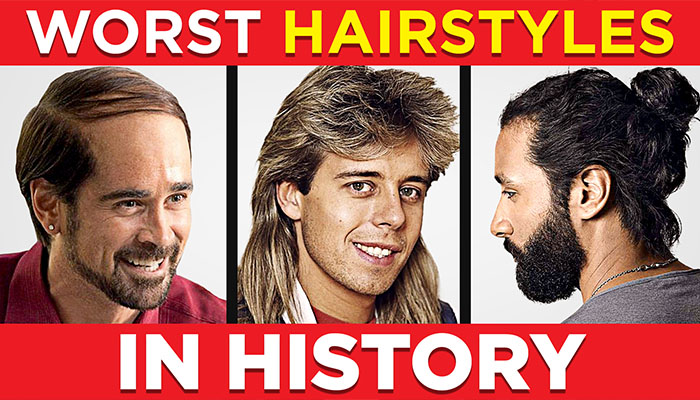 12 tips for the best haircut, and how to keep your mane health. 13 Worst Men S Hairstyles Of All Time Avoid At All Costs