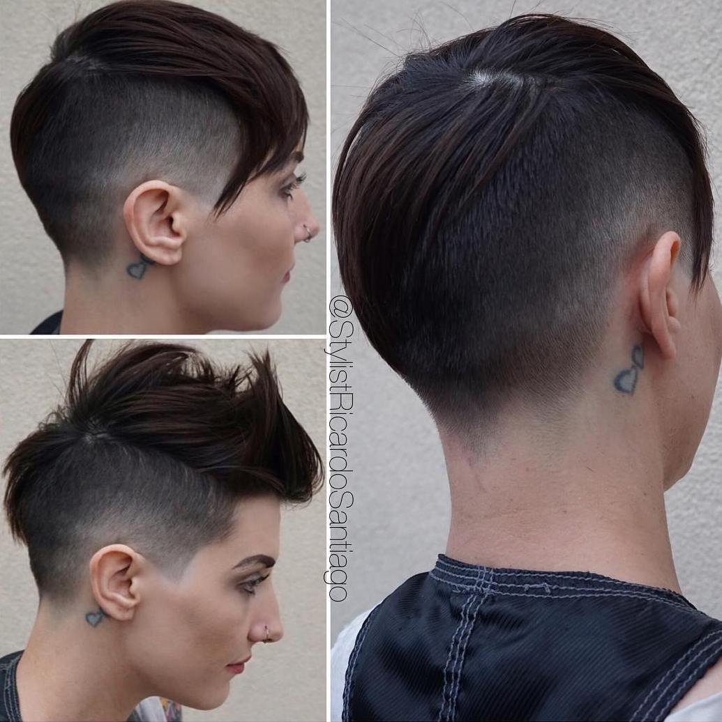 They can be as feminine or edgy as you like. 40 Best Edgy Haircuts Ideas To Upgrade Your Usual Styles
