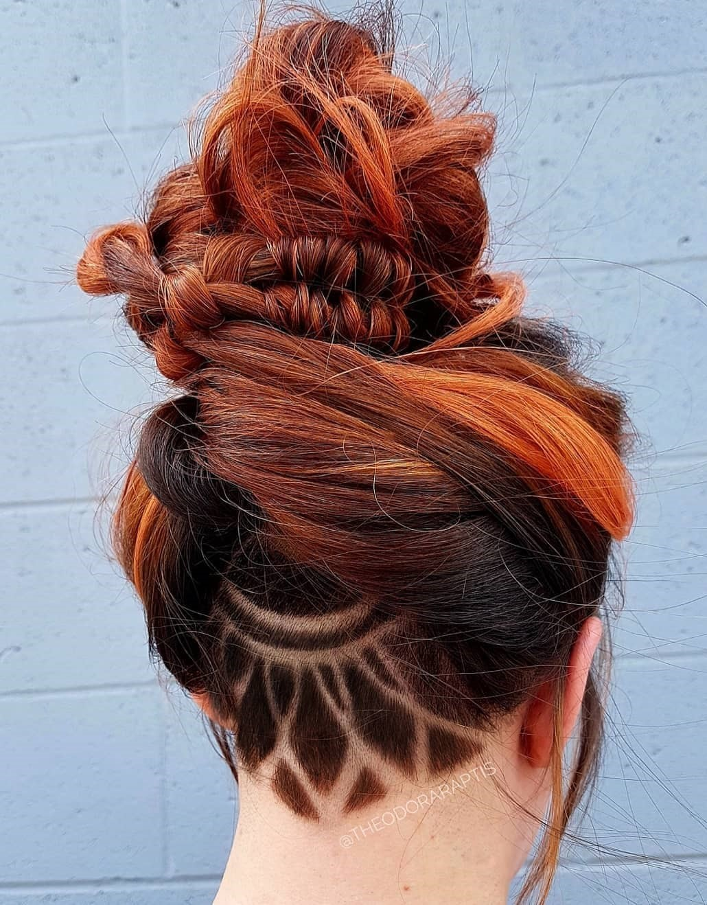This is a warm and romantic take on the long undercut just in time for the lover's holiday. 40 Hot Undercuts For Women That Are Calling Your Name Hair Adviser