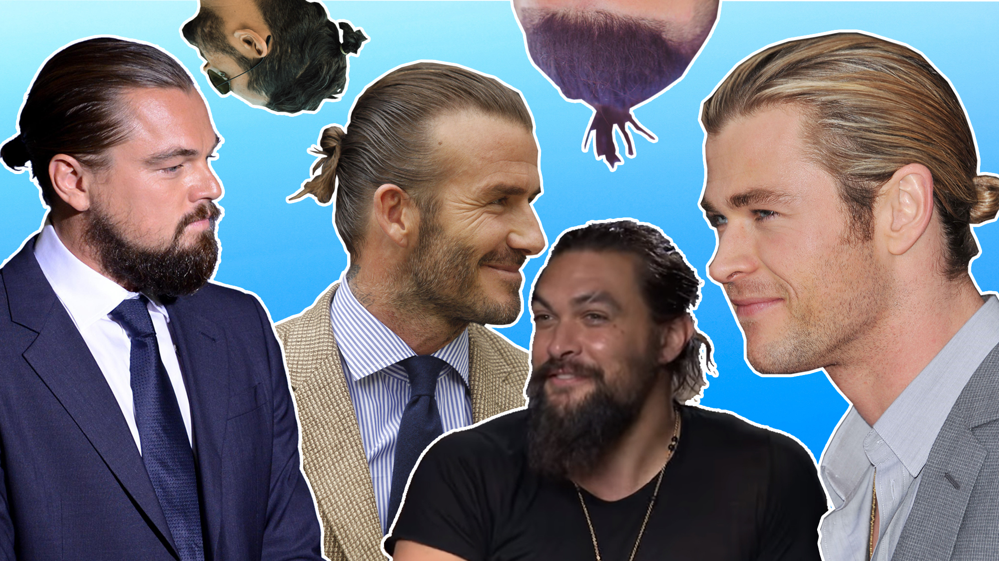 The origins of the … What Happened To The 2010s Man Bun Trend