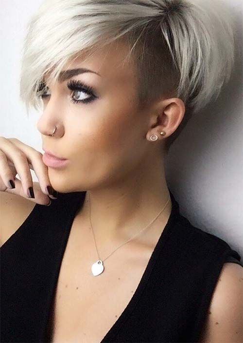 All beauty, all the time—for everyone. Short Undercut Haircuts For Women 3 Best Haircut Style For Men Women And Kids Trending In 2021 Short Hair Undercut Undercut Hairstyles Edgy Hair
