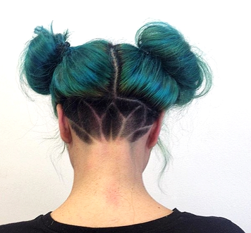 The reason why this book is so popular is because it is simple yet very classy. 50 Women S Undercut Hairstyles To Make A Real Statement