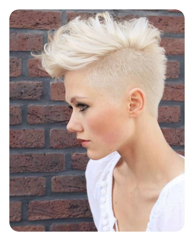 And fortunately, the hair designers have adopted the funky. 64 Undercut Hairstyles For Women That Really Stand Out