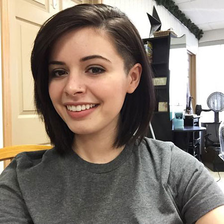 Score the perfect cut for your hair and bid fa. 8 Undercut Bob Haircut Pictures Bob Haircut And Hairstyle Ideas