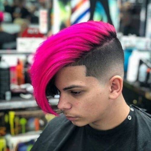 The undercut hairstyle has grown up from being a harsh, punky rebel look into a very chic and glamorous style! 50 Cool Disconnected Undercut Hairstyles Men Hairstyles World Undercut Hairstyles Hair Styles Mens Hairstyles Short