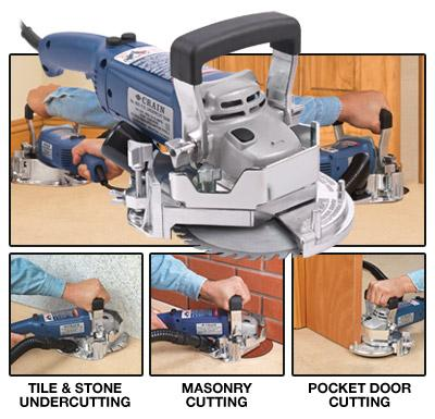 Any clearance under the bottom … Undercut Saw Door Jam Saw Valley Equipment Rental