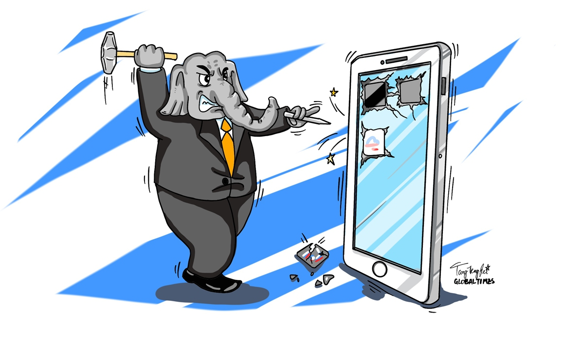 To charge less than a competitor: Why Does India Recklessly Focus On Blocking Chinese Apps Global Times