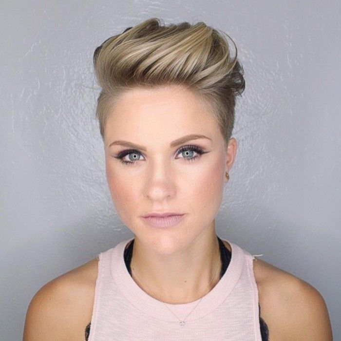 There is only a small range of short hairstyles that makes a woman look so glamorous and edgy. 21 Most Coolest And Boldest Undercut Hairstyles For Women Hottest Haircuts