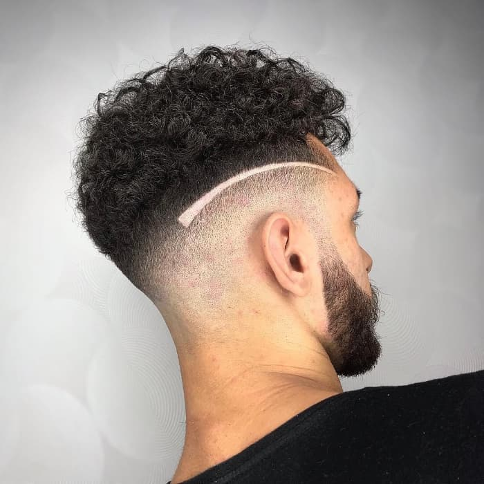 A women's undercut is when the hair around the back and sides are shaved underneath the longer hair on top. 53 Stylish Curly Hairstyles Haircuts For Men In 2021 Hairstyle On Point