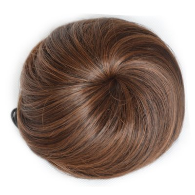 3.use bobby pins to secure the man bun, decide bobby pins are too mainstream, use antique paper clips instead attachable hairpiece; Factory Direct Sale Natural Synthetic Hair Wig Silver Soft And Smooth Chignon Pieces Vary Round Hair Drawstring Bun Buy Drawstring Hair Bun Synthetic Hair Bun Round Hair Product On Alibaba Com