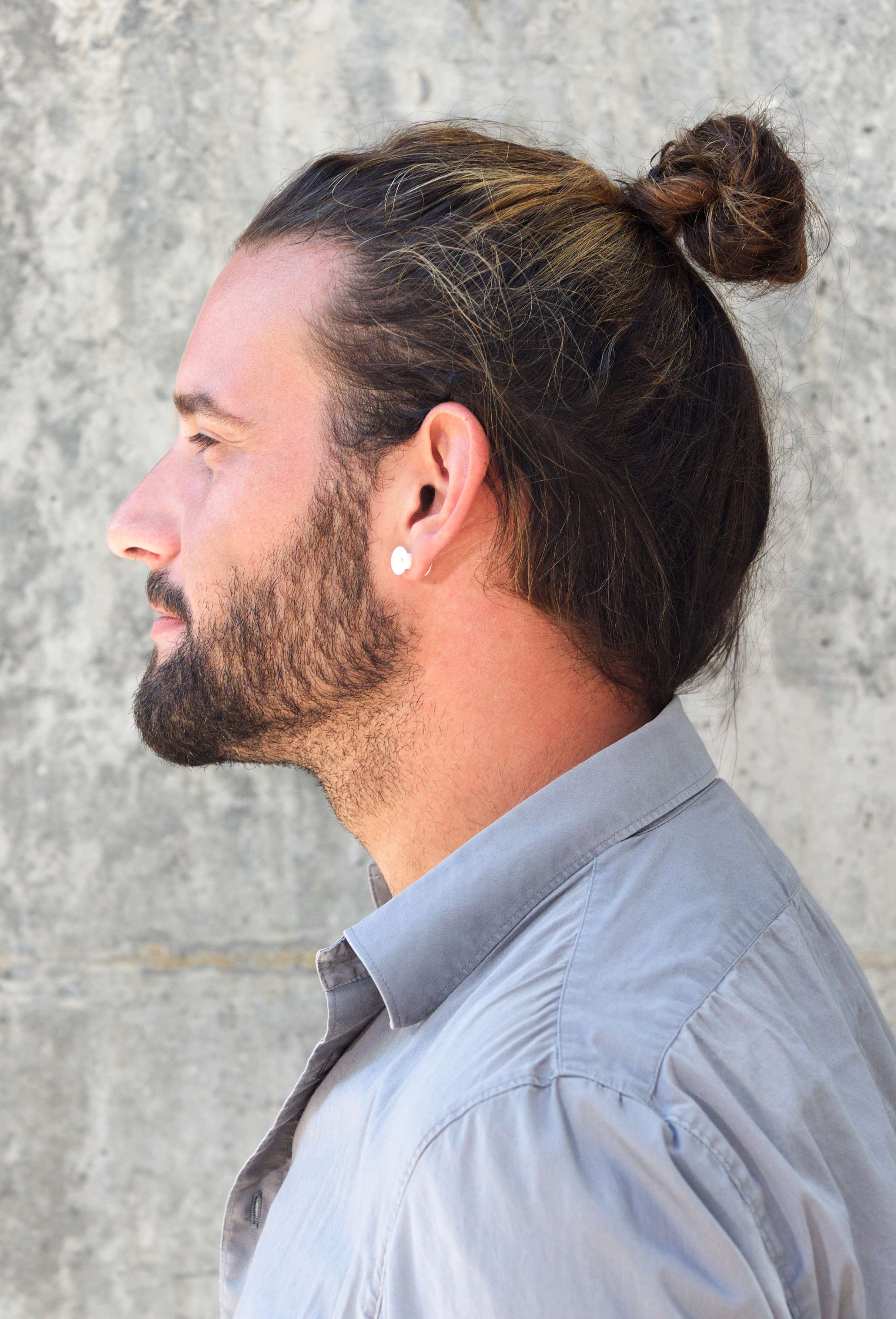 Best man bun top knot styles. The Top Knot Hairstyle Visual Guide For Men 7 Different Styles