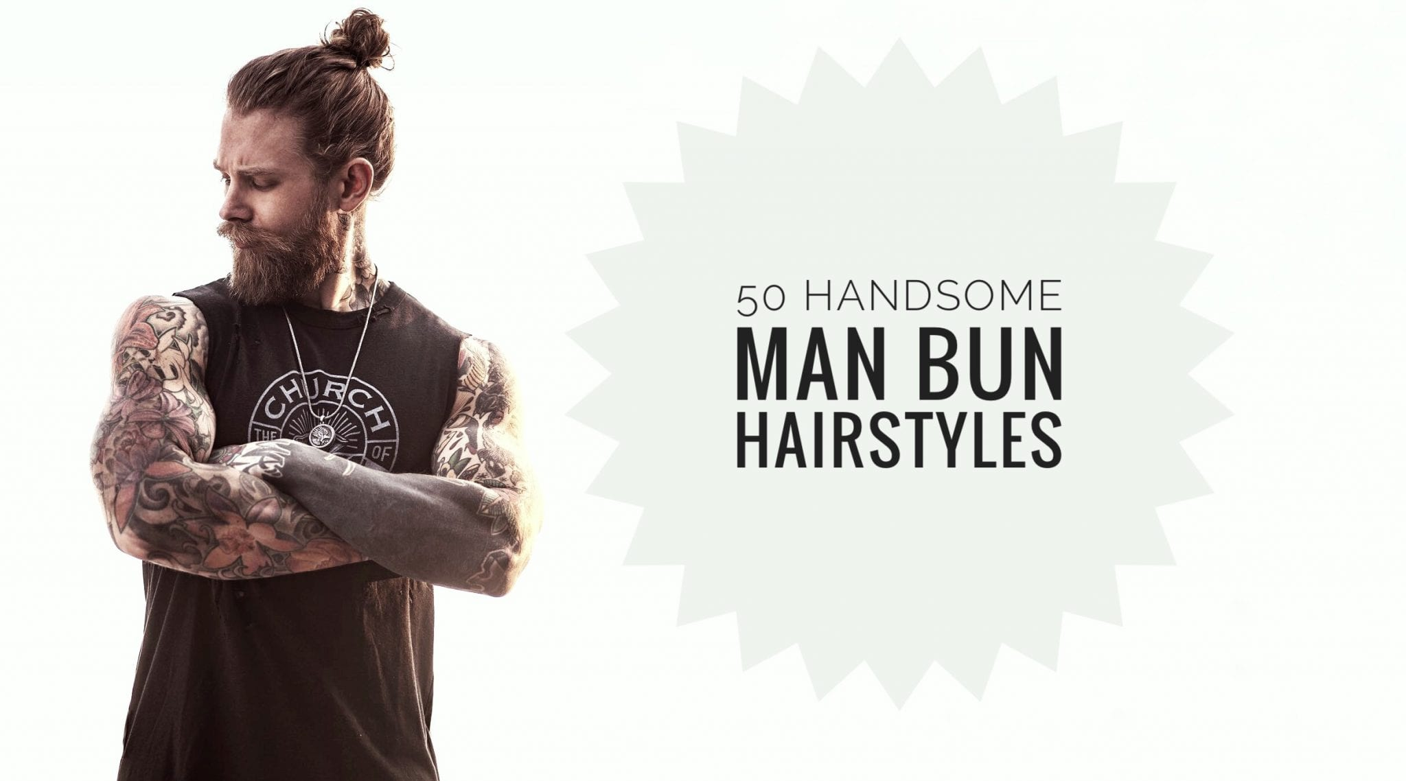 Learn about different hairstyles and g. 50 Handsome Man Bun Hairstyles Men Hairstyles World
