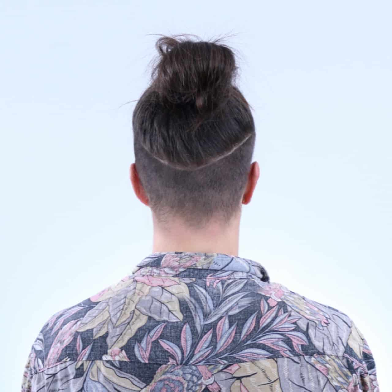 2/11/2018· the man bun undercut is one of the exclusive hot hairstyles for men with relatively long hair, it doesn't use the hair from sides and back of the bun, thus it uses … Undercut Man Bun Hairstyle Variations Men S Long Hairstyles