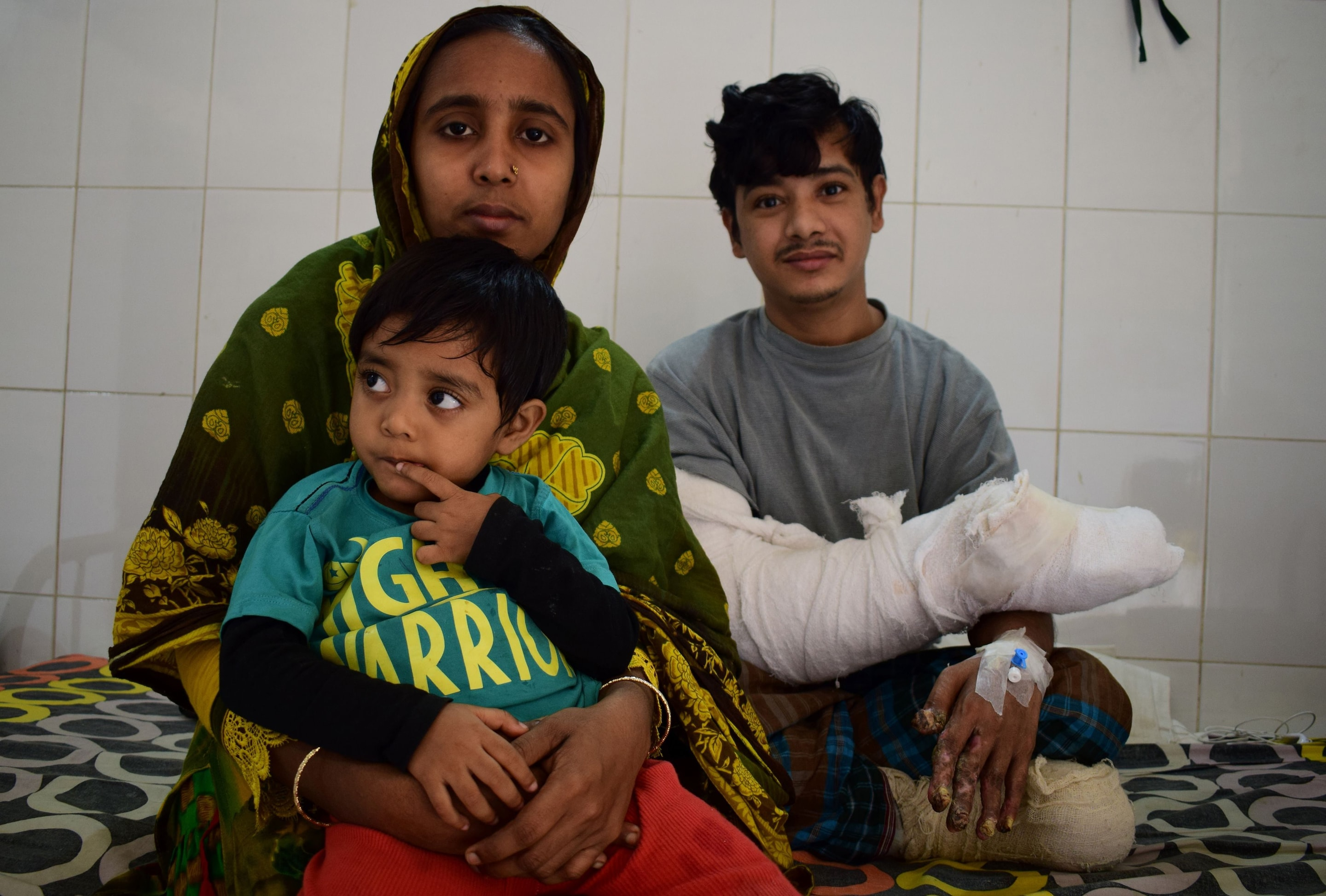 25/6/2019· a man in bangaladesh named abul bajandar has been suffering an extremely rare disease called epidermodysplasia verruciformis. Now I Can Hold My Daughter Hope For Bangladesh Tree Man After 16 Surgeries To Remove Growths