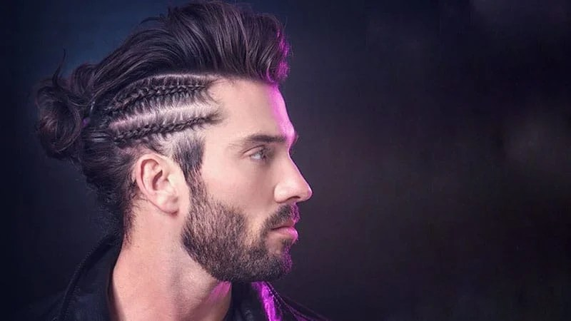 Plus, you'll finally get to feel the cool breeze on the sides of your head after all that time. 10 Coolest Man Bun Braid Hairstyles In 2021 The Trend Spotter