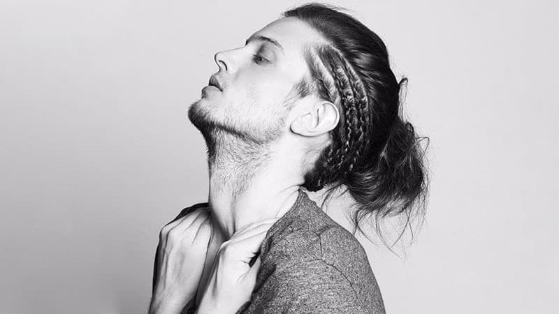 Have you tried full long braids, especially when paired with undercut and shaved sides? 10 Coolest Man Bun Braid Hairstyles In 2021 The Trend Spotter