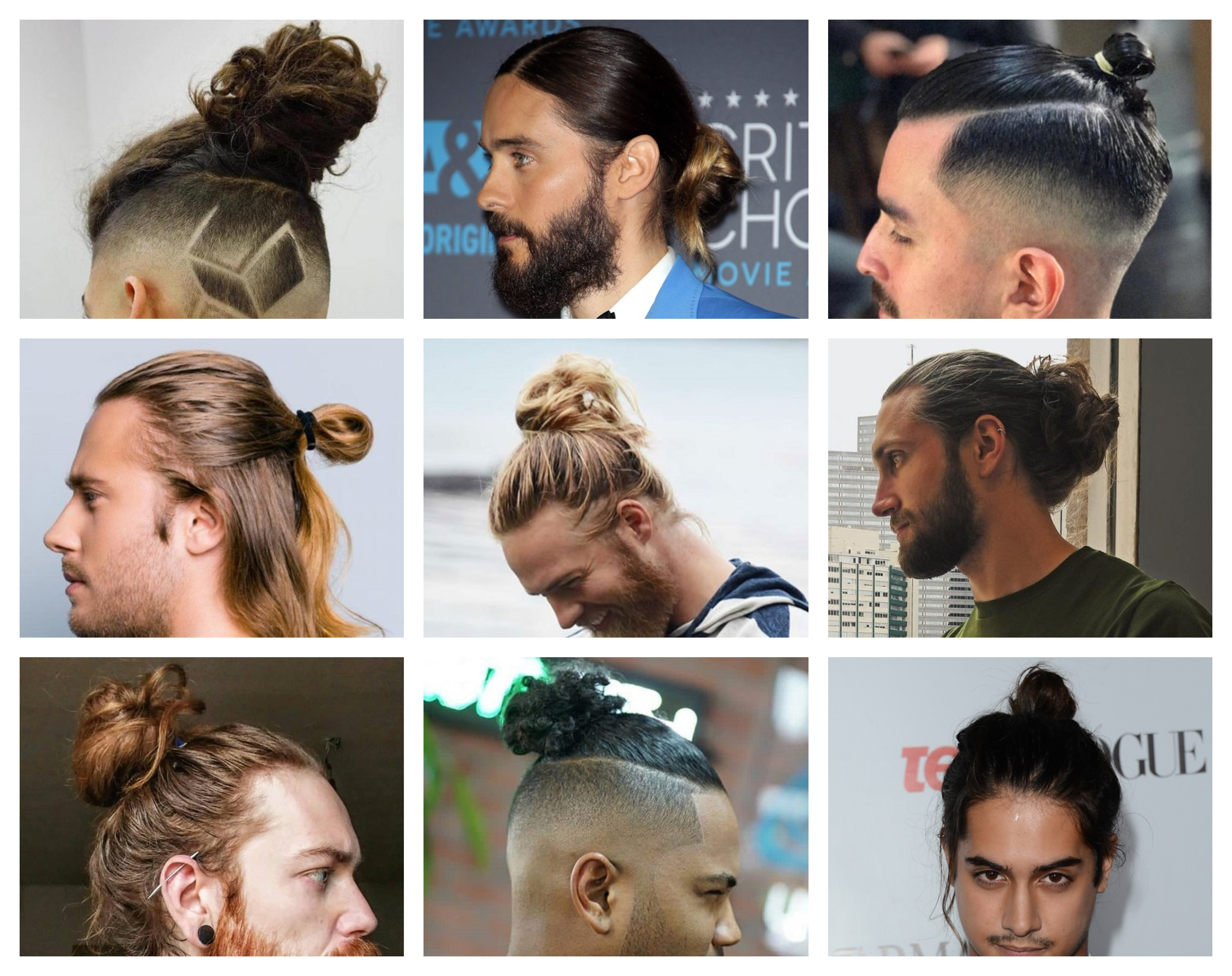 Man bun undercut has become a trendy hairstyle for so many young guys. This Year S Best Man Bun Hairstyles Alldaychic