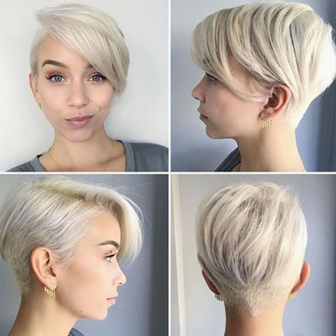 Go short or go home (but don't actually leave—we love you). 35 Fabulous Short Haircuts For Thick Hair