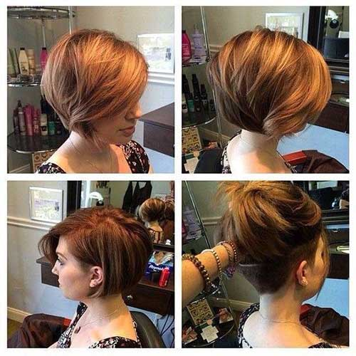 With this style you will show your beauty. 30 Best Short Bob Haircuts For Women