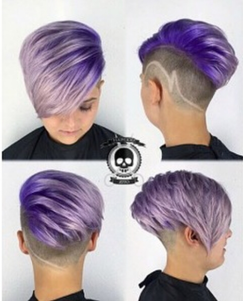 Women's health may earn commission from the links on this page, but we only feature products we believe in. 29 Awesome Undercut Hairstyles For Girls Pretty Designs