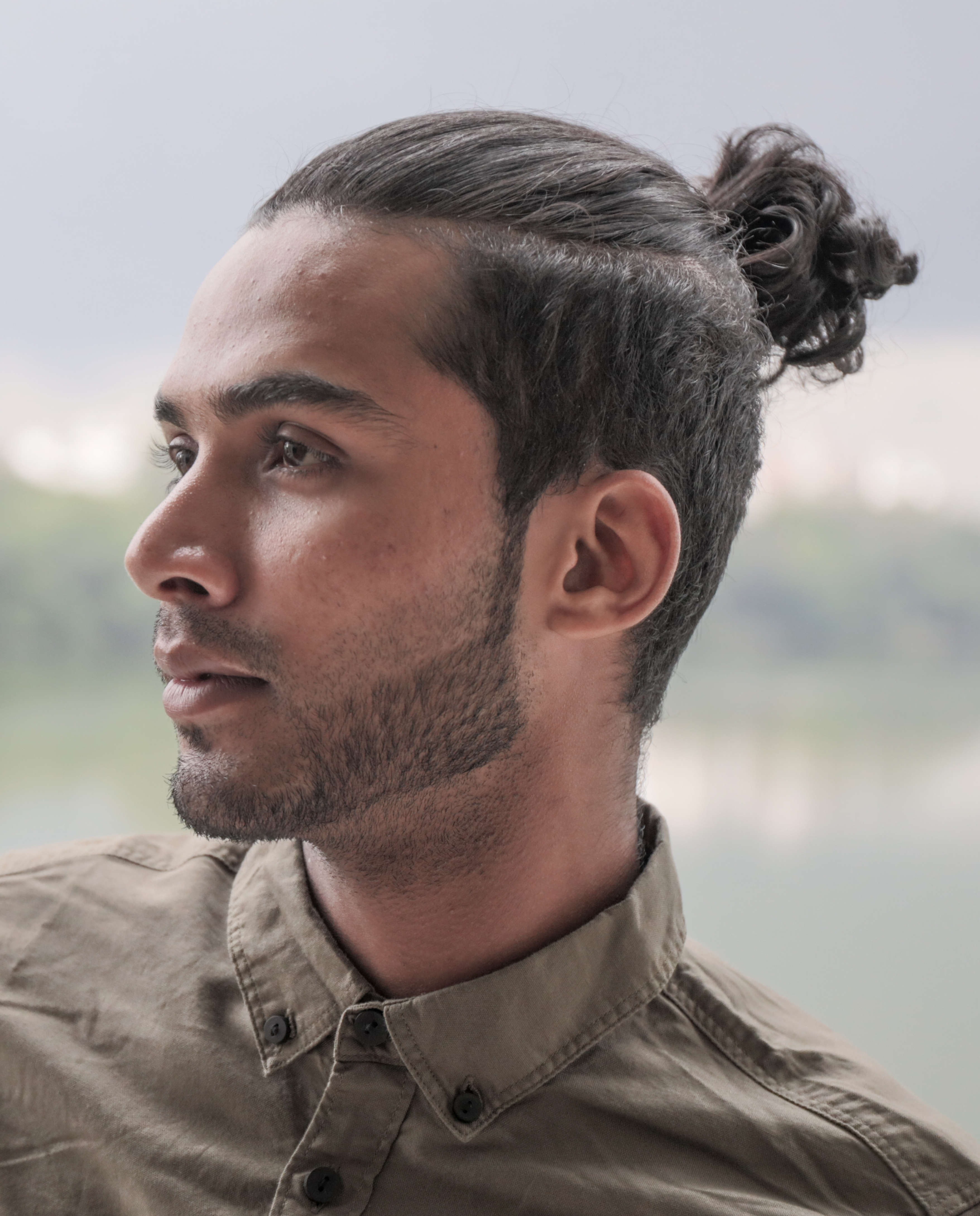 You don't want to say goodbye to your lovel. 7 Types Of Man Bun Hairstyles Gallery How To