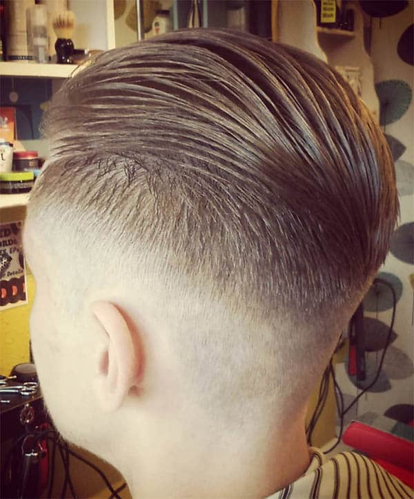 A gallery of men sporting different looks before and after a haircut, from fauxhawk to burr to shag to crew. 47 Stylish Undercut Hairstyles For Classy Men 2020 Top Picks