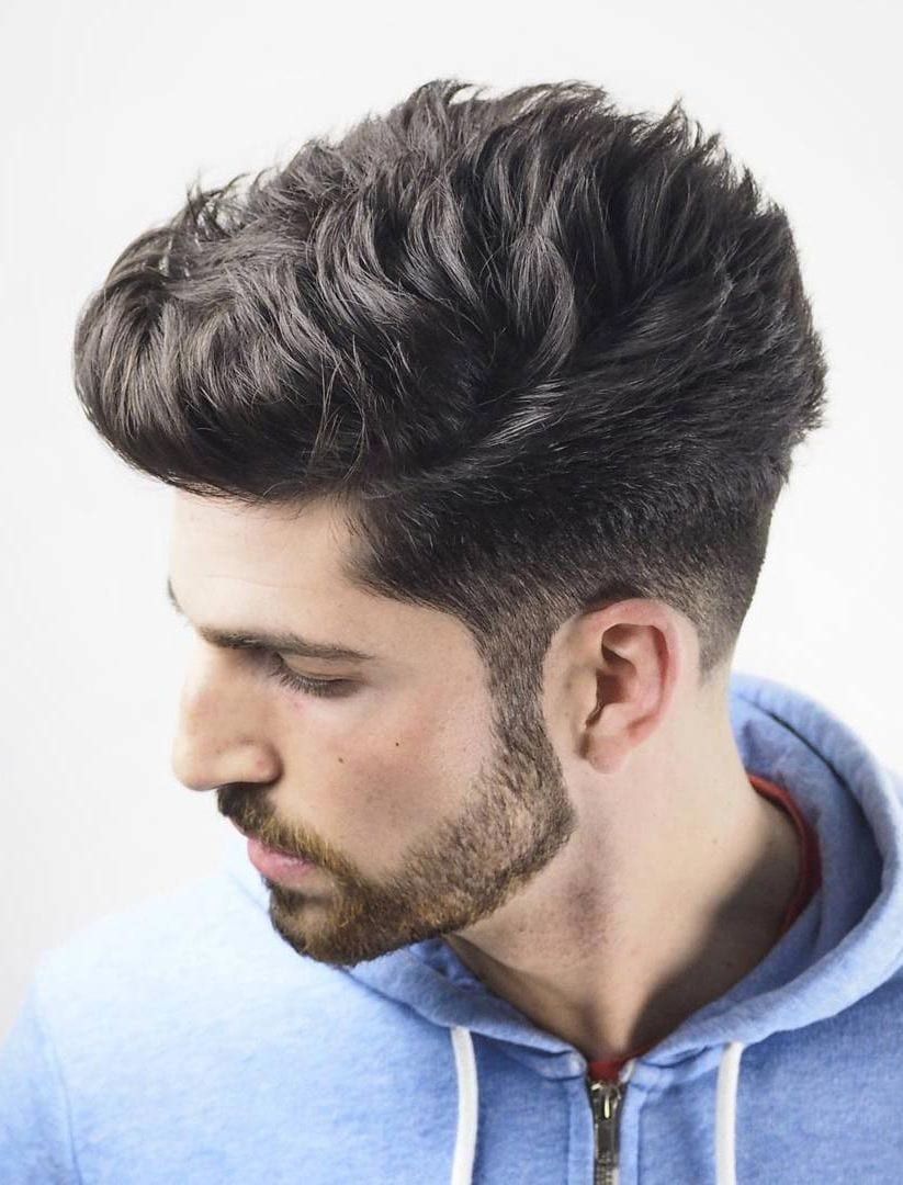 The men's undercut haircut with shaved back and sides can be aggressive looking but also chic. 50 Stylish Undercut Hairstyle Variations To Copy In 2021 A Complete Guide