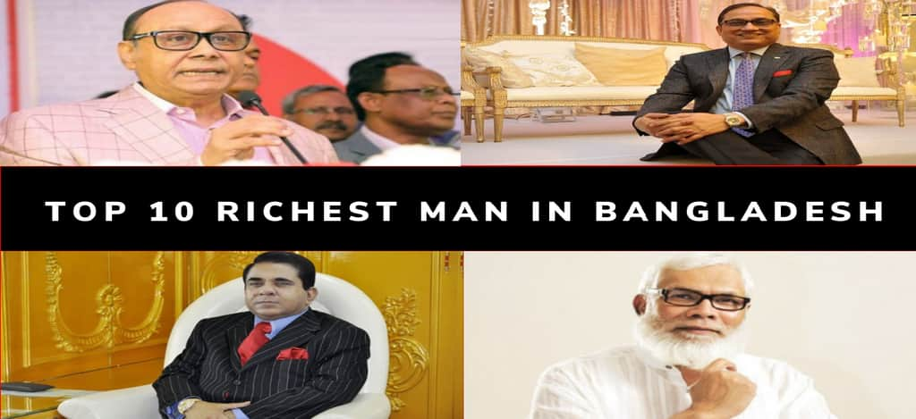 Read full profile carlos slim is the richest man in the world and like other great men, he has had his own share of failure and disappointment. Top 10 Richest Man In Bangladesh 2021 Net Worth Of Richest People