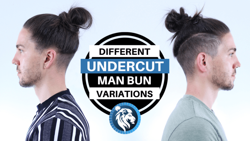When the bun is placed high on … Undercut Man Bun Hairstyle Variations Men S Long Hairstyles