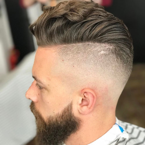 Her towering hair, later on, became popular and loved by men centuries after. 25 Best Pompadour Hairstyles Haircuts For Men 2021 Guide
