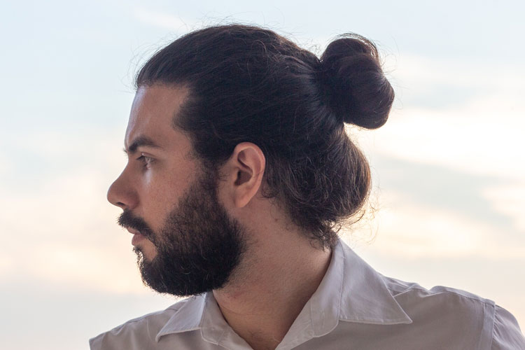 The samurai hairstyle is sometimes wrongly referred to as a man bun, which is an incorrect term as men can also wear buns so no need to add the word man to bun. What Is A Man Bun How To Do Men S Top Knots For Your Face Shape