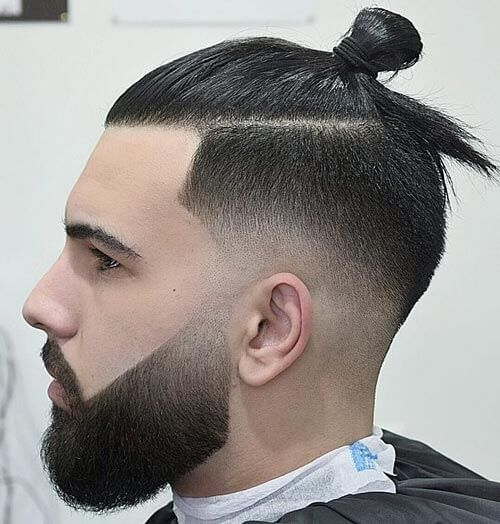 28/8/2018· how to do a top knot. 40 Modern Low Fade Haircuts For Men In 2020 Men S Hairstyle Tips Man Bun Hairstyles Man Bun Haircut Fade Haircut