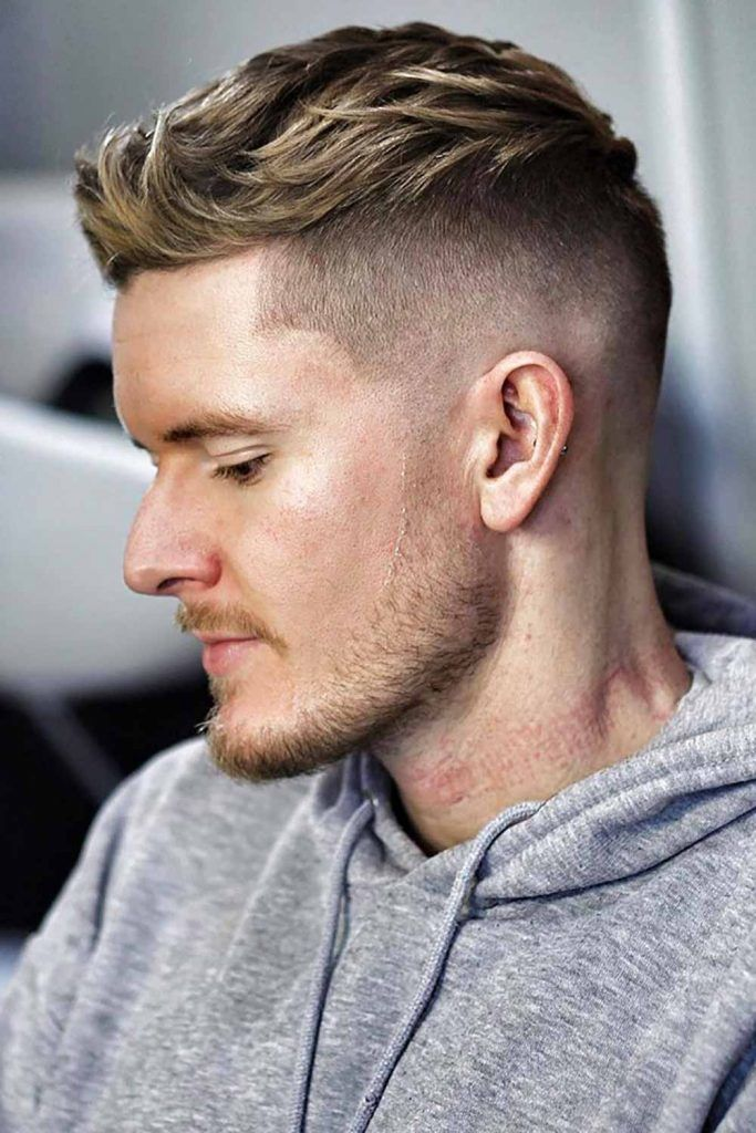 A gallery of men sporting different looks before and after a haircut, from fauxhawk to burr to shag to crew. 100 Haircuts For Men Trending In 2021 Menshaircuts Com