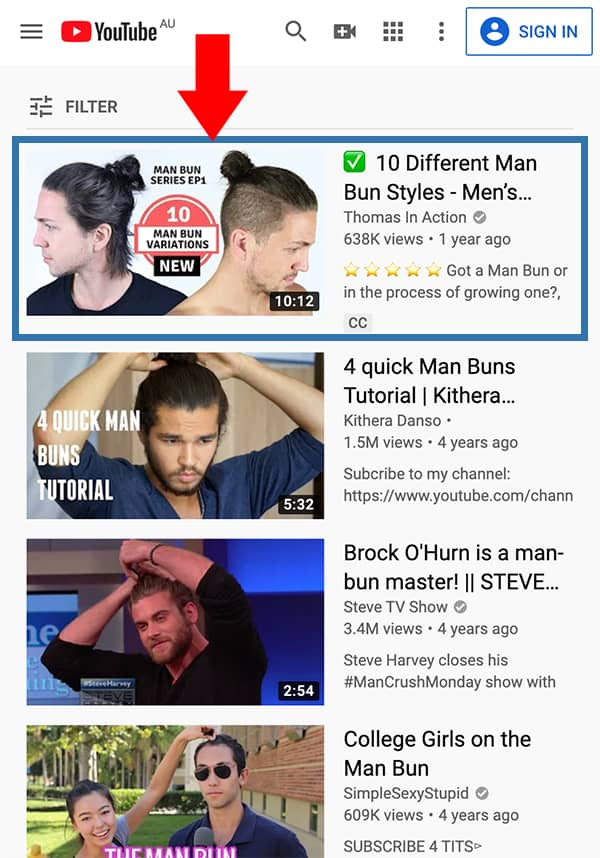 20/8/2018· you can now have a glorious man bun with this $8 extension. Man Bun Accessories Every Guy Must Have Man Bun Hairstyles
