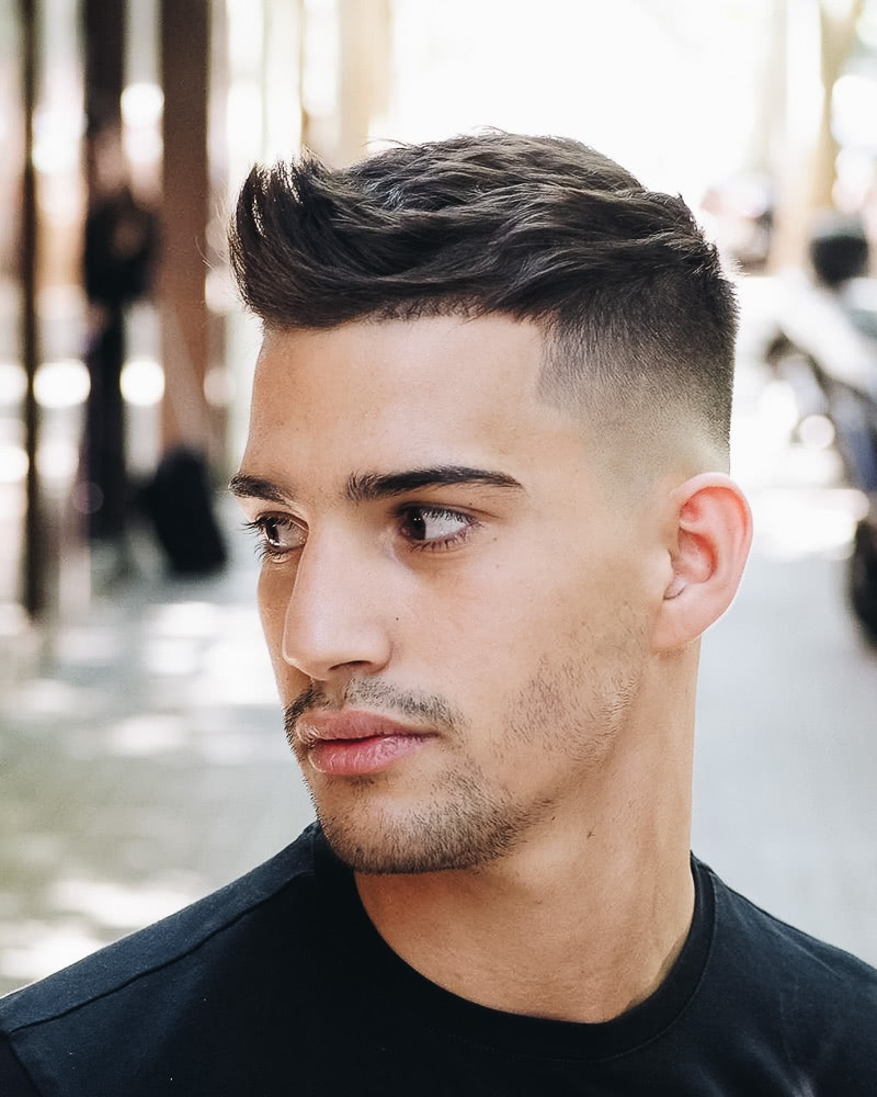 No matter what your hair a. 50 Best Short Haircuts Men S Short Hairstyles Guide With Photos 2021