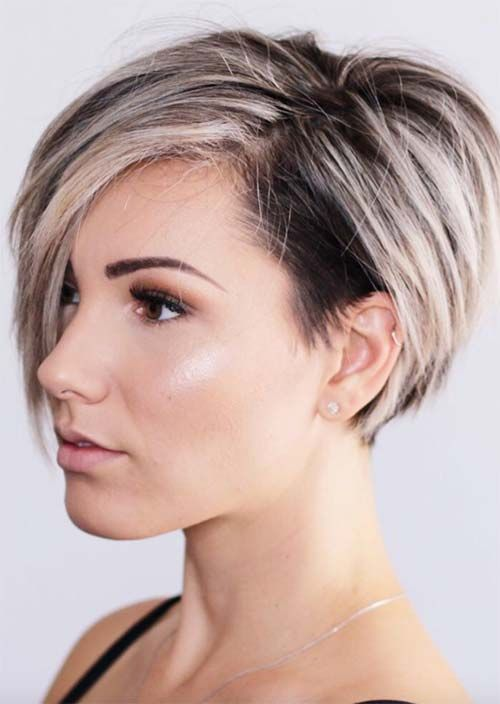 What are these desirable and different undercut short haircuts and hairstyles which are more preferred by ladies? 51 Edgy And Rad Short Undercut Hairstyles For Women Short Hair Undercut Undercut Hairstyles Short Hair Styles