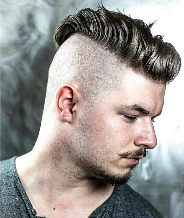 The undercut hairstyle has grown up from being a harsh, punky rebel look into a very chic and glamorous style! Pin On All About Undercut