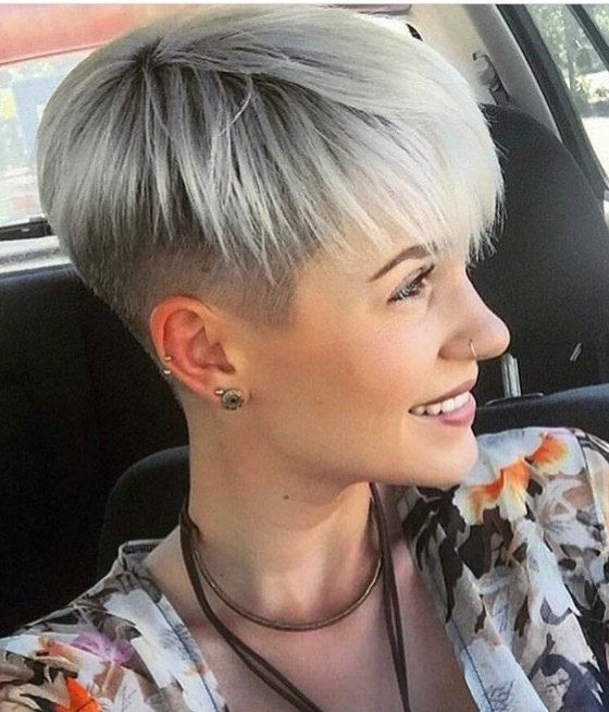 You'll want to book your. All Sizes 20180205 150348 Flickr Photo Sharing Super Short Hair Hair Styles Short Hair Undercut