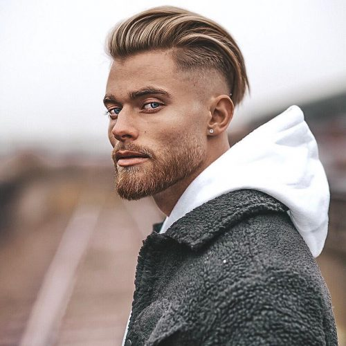 The men's undercut haircut with shaved back and sides can be aggressive looking but also chic. 29 Popular Undercut Long Hair Looks For Men 2020 Guide