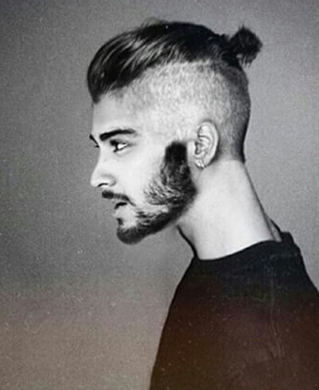 2/11/2018· the man bun undercut is one of the exclusive hot hairstyles for men with relatively long hair, it doesn't use the hair from sides and back of the bun, thus it uses … What Is A Man Bun Undercut New Type Of Man Bun Hairstyle